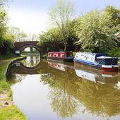 Canal — Foto de Stock
