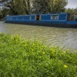 Canal boat — Stock Photo #11720096