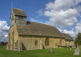 Parish church — Stock Photo