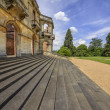 Stately home — Stock Photo