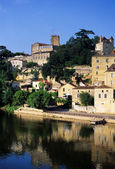 Puy l'eveque — Stock Photo