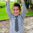 Very happy child — Stock Photo #11080608