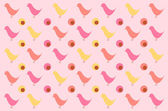 Retro bird pattern for background — Stock Photo