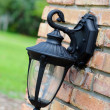 Stock Photo: Outdoor light