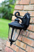 Outdoor light — Stock Photo