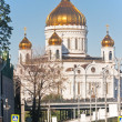 The view from the promenade at Sofia Cathedral of Christ the Savior. Moscow — Stock Photo #11885381