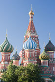 Cathedral of the Intercession (St. Basil) — Stock Photo
