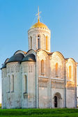 In 2012. Russia. Demetrius Cathedral in the city of Vladimir. — Stock Photo