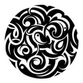 Tribal art — Stock Vector