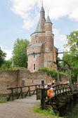 Castle Wijk bij Duurstede — Stock Photo