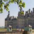 Royalty-Free Stock Photo: Chambord Castle activities