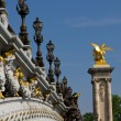 Pont Alexandre III, Paris — Stock Photo