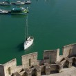 La Rochelle harbour — Stock Photo