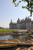 Chambord Castle activities — Stock Photo
