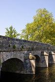 Starý kamenný most — Stock fotografie