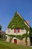 Farm house in France — Stock Photo