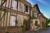 Gerberoy french village — Stock Photo