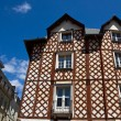 Rennes historic buildings — Stock Photo