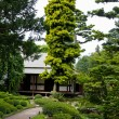 Albert Khan - japanese garden - Stock Photo
