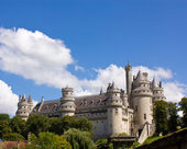 Pierrefonds Castle — Stock Photo