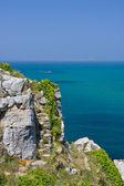 Granite cliffs — Stock Photo