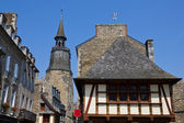 Dinan old architecture — Stock Photo