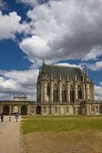 Sainte-chapelle de vincennes — Stockfoto