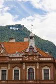 Arquitetura de brasov — Foto Stock