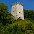 Black Tower - Brasov — Stock Photo