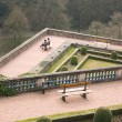 Stock Photo: Petrusse Park terraces, Luxembourg City