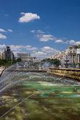 Bucharest town center — Stock Photo