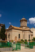 Old Court Church - Bucharest — Stock Photo