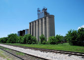 Railway Silo — Photo