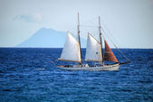 Sail Away — Stock Photo