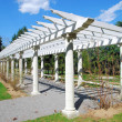 Stock Photo: Garden Trellis