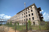 Past Ruins — Stock Photo
