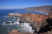Golden Coast — Stock Photo