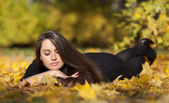 Autumn dreams — Stock Photo