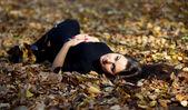 Autumn dreams — Stock Photo