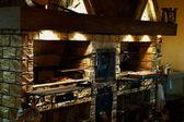 Big ovens — Stock Photo