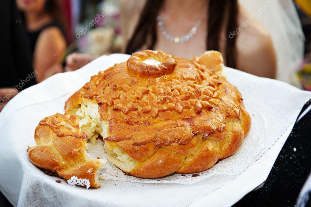 Поздравление на свадьбу хлеб 186