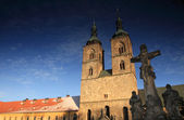 Monastery Tepla in Czech republic — Stock Photo