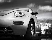 Auto in città — Foto Stock