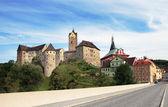 Castle Elbow in Czech republic — Stock Photo