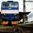 Train on railway — Stock Photo #11711156