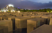The Memorial to the Murdered Jews of Europe — Stock Photo