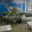 Luftwaffenmuseum, Berlin, Messerschmitt Me 163 — Stock Photo