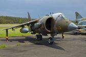 Luftwaffenmuseum, Berlin, Harrier — Stock Photo
