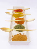 Spices I — Stock Photo