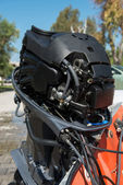 Outboard Motor — Stock Photo